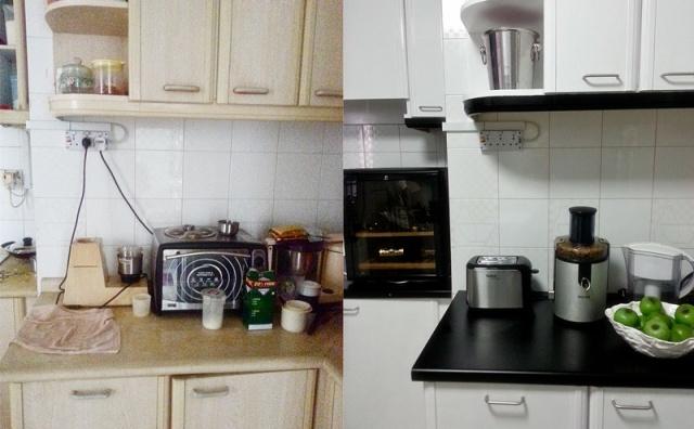 Kitchen B&A