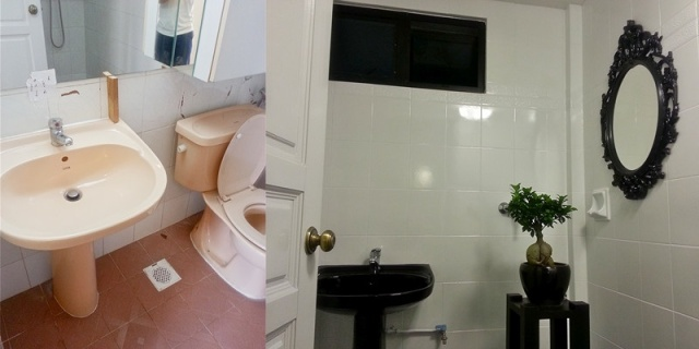 Toilet Refurbished