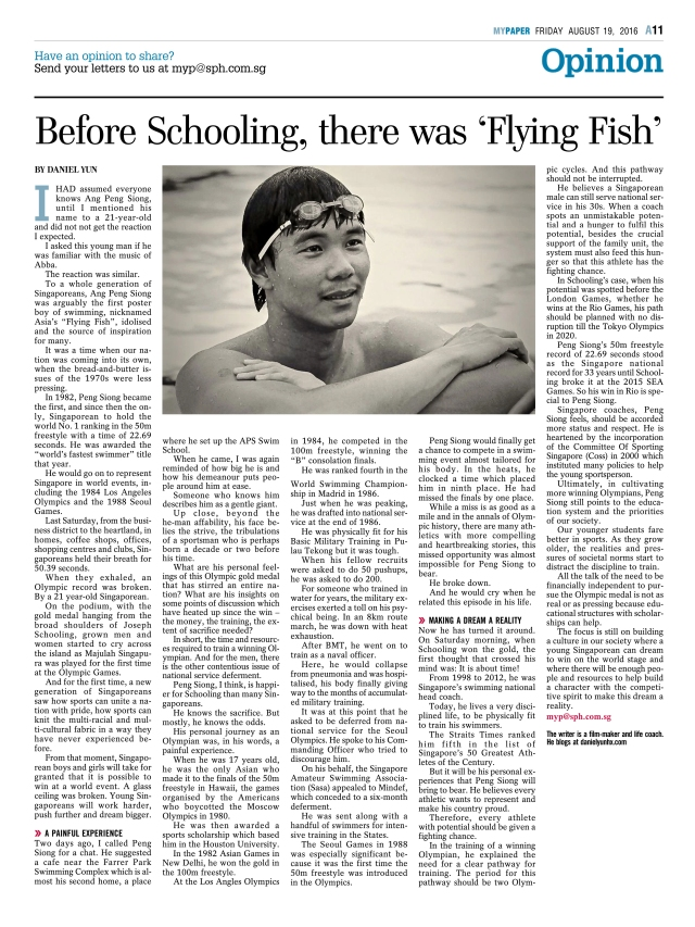 20160819 myPaper - Flying Fish R2